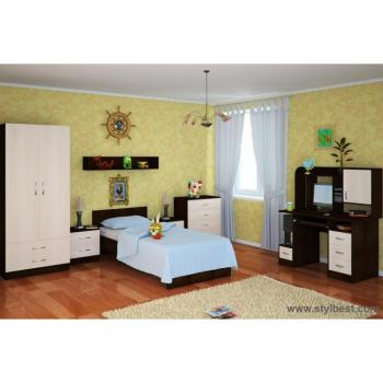 Спальня №2 (детская)