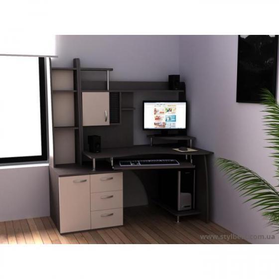 Комп'ютерний стіл FLASHNIKA Ніка 6