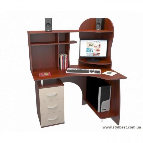 Компьютерный стол FLASHNIKA Ника Амальтея
