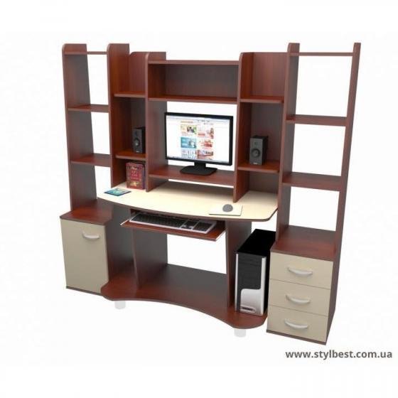Комп'ютерний стіл FLASHNIKA Ніка Вега 1800