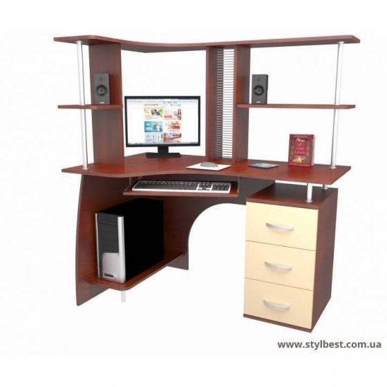 Комп'ютерний стіл FLASHNIKA Ніка Галатея