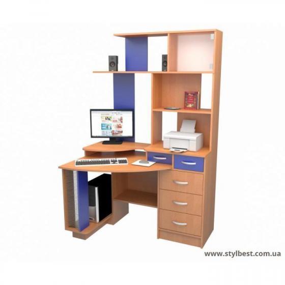Компьютерный стол FLASHNIKA Ника Гиперион