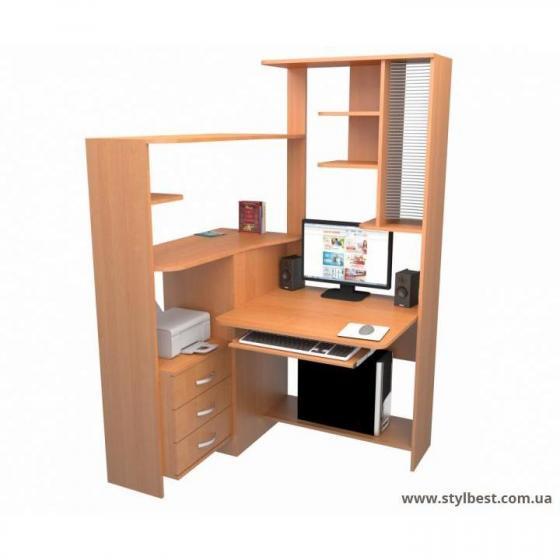 Комп'ютерний стіл FLASHNIKA Ніка Грейп