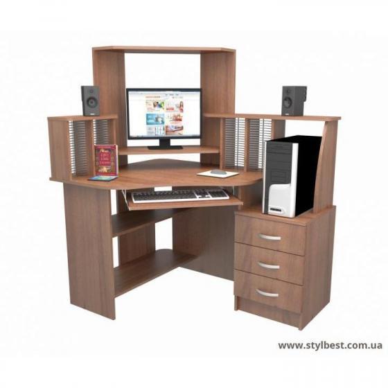 Комп'ютерний стіл FLASHNIKA Ніка Доріс