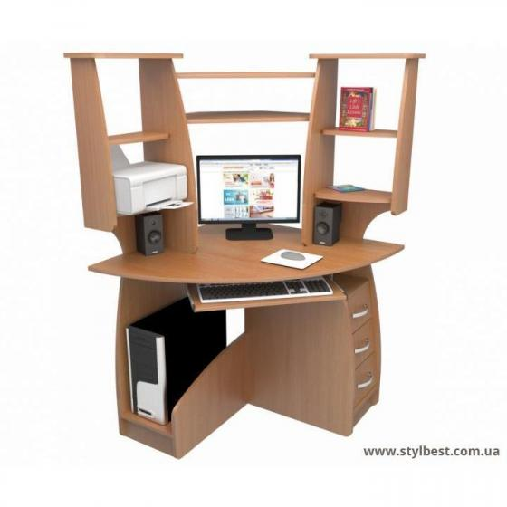 Компьютерный стол FLASHNIKA Ника Камилла