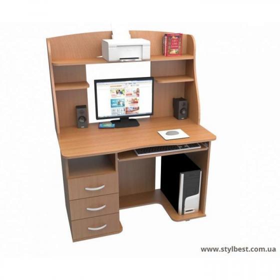 Комп'ютерний стіл FLASHNIKA Ніка Карме