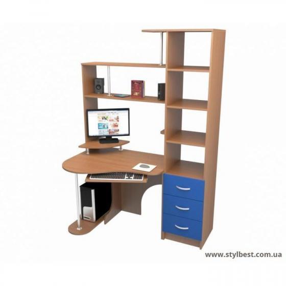 Компьютерный стол FLASHNIKA Ника Лиситея