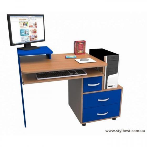 Компьютерный стол FLASHNIKA Ника Паллада