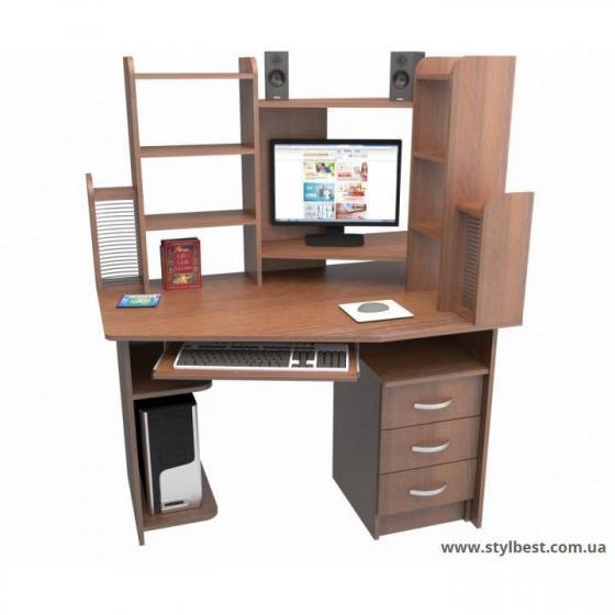 Компьютерный стол FLASHNIKA Ника Прометей