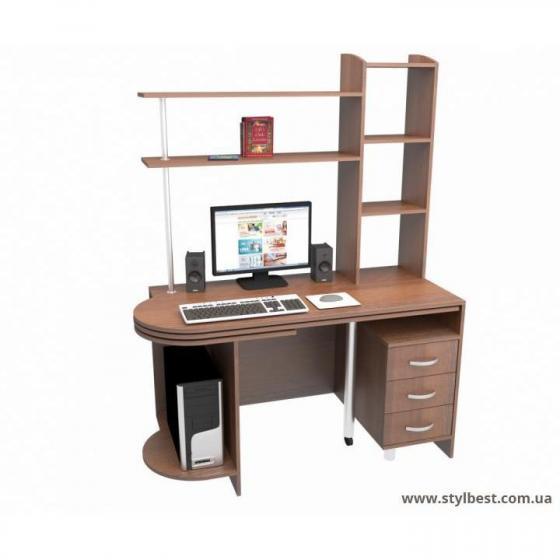 Комп'ютерний стіл FLASHNIKA Ніка Протеус