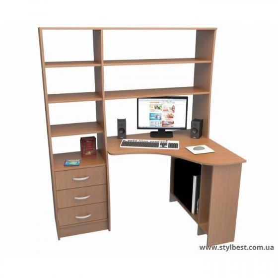 Компьютерный стол FLASHNIKA Ника Сатурн