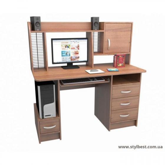Комп'ютерний стіл FLASHNIKA Ніка Елара
