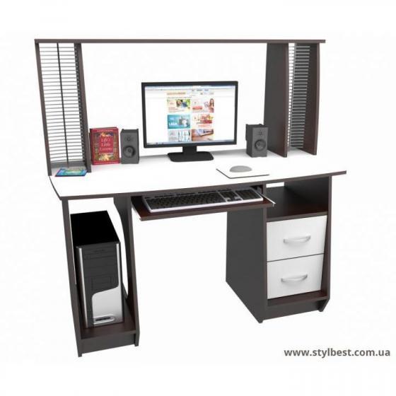 Компьютерный стол FLASHNIKA Ника Электра