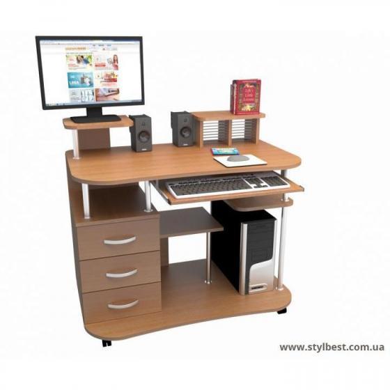 Компьютерный стол FLASHNIKA Ника Эррипо