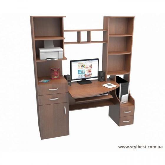 Комп'ютерний стіл FLASHNIKA Ніка Юпітер