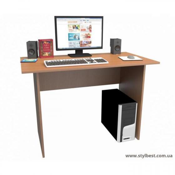 Комп'ютерний стіл FLASHNIKA Ніка Юнона 110