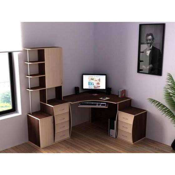 Компьютерный стол FLASHNIKA Ника 56