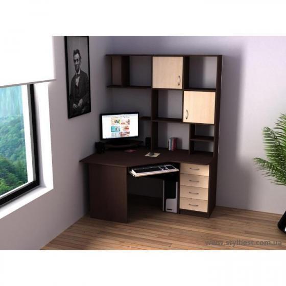 Комп'ютерний стіл FLASHNIKA Ніка 61