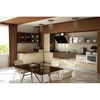 Кухня №7 (МДФ пленочный)