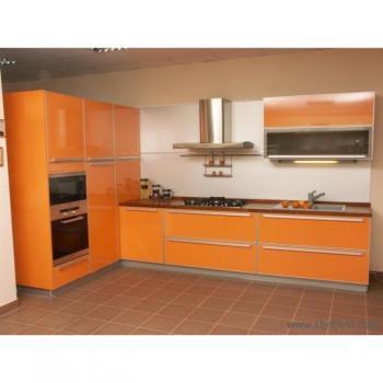 Кухня №2 (МДФ крашеный)
