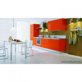 Кухня №1 (МДФ крашеный)