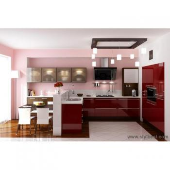Кухня №35 (МДФ пленочный)