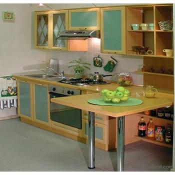 Кухня №3 (Рамочный профиль)