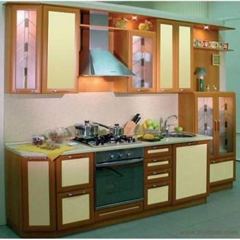 Кухня №4 (Рамочный профиль)