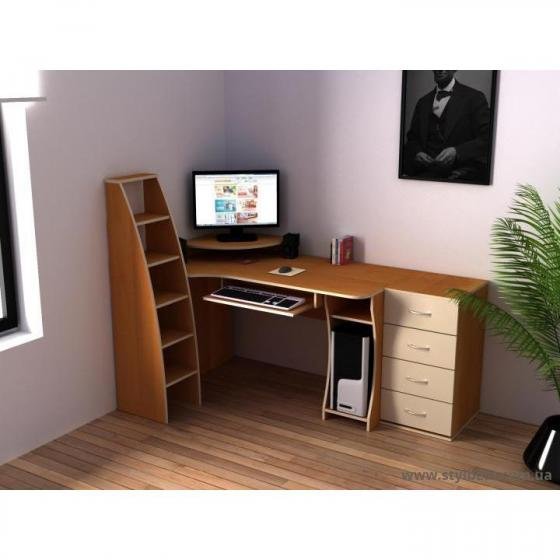 Компьютерный стол FLASHNIKA Ника 55