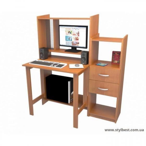 Компьютерный стол-трансформер FLASHNIKA Ника Мини+
