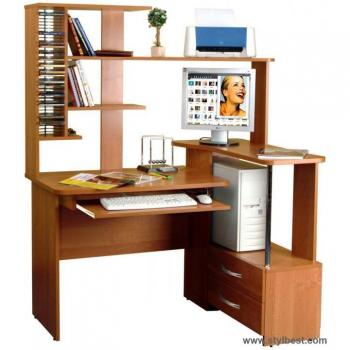 Компьютерный стол FLASHNIKA Микс 1