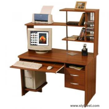 Компьютерный стол FLASHNIKA Микс 3