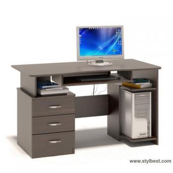Компьютерный стол FLASHNIKA Микс 43