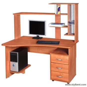 Компьютерный стол FLASHNIKA Микс 44