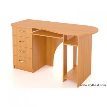 Компьютерный стол FLASHNIKA Микс 46