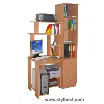 Компьютерный стол FLASHNIKA Флеш 16