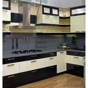 Кухня №43 (МДФ пленочный)