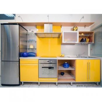 Кухня №7 (МДФ крашеный)