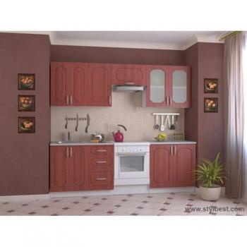 Кухня №60 (МДФ пленочный)