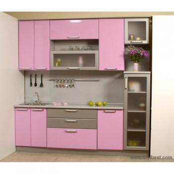 Кухня №5 (МДФ крашеный)