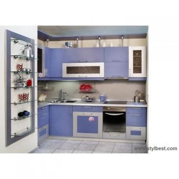 Кухня №65 (МДФ пленочный)