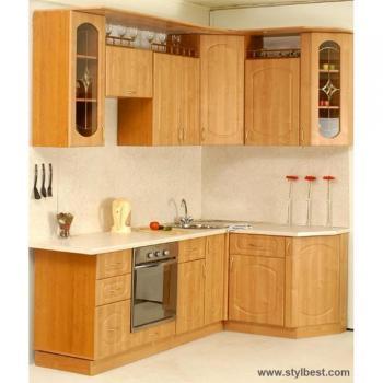Кухня №76 (МДФ пленочный)