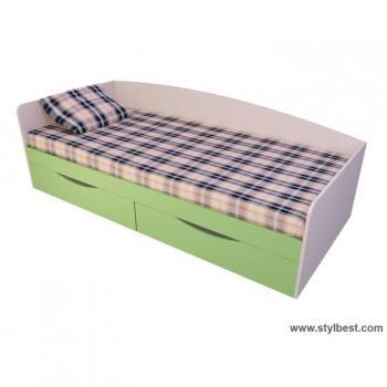 Кровать (Спальня №6)