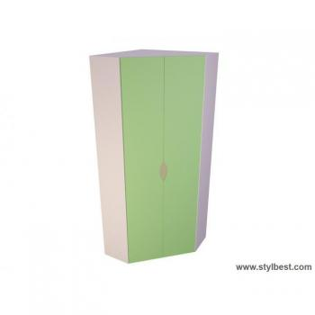 Шкаф угловой (Спальня №6)