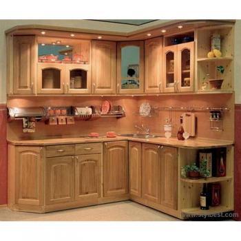 Кухня №40 (дерево)