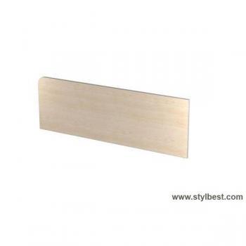 Перегородка на боковую часть стола 1,182 х 0,4