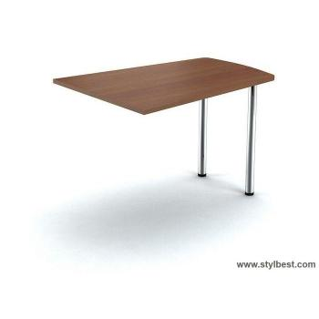 Стол приставной конференционный 1,12 х 0,86 х 0,74