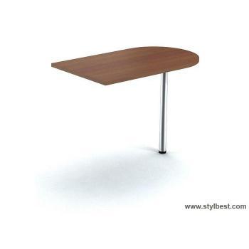 Стол приставной конференционный 1 х 0,6 х 0,74Н