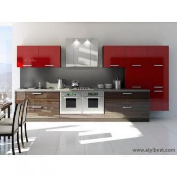 Кухня №89 (МДФ пленочный)