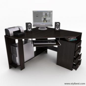 Комп'ютерний стіл FLASHNIKA Флеш 31